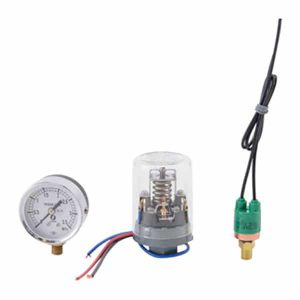 Showa Centralised Lubrication System - Accessories - Pressure Switches & Gauges PGL, SPS, ACB Pressure Gauges & Switches