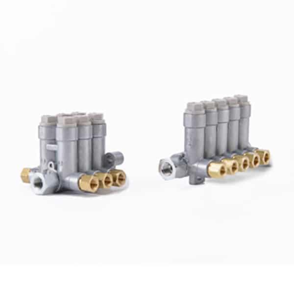 Showa Centralised Lubrication System - Distributors Volumetric - DSA, DSB Dester Block