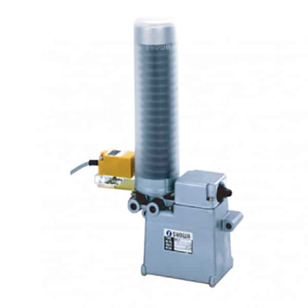 Showa Centralised Lubrication System - Grease Systems - Automatic - Motorised Sign Pump MHG4