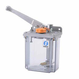 Showa Centralised Lubrication System- Resistance Motarised Pump Units - Manual Pumps - HLA7 Hand Pump