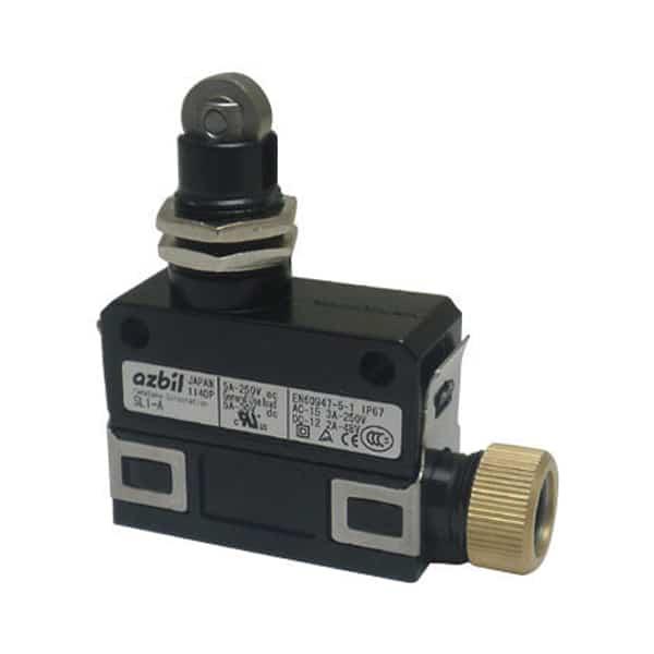 Azbil Yamatake - SL1 Series Compact Horizontal Limit Switch