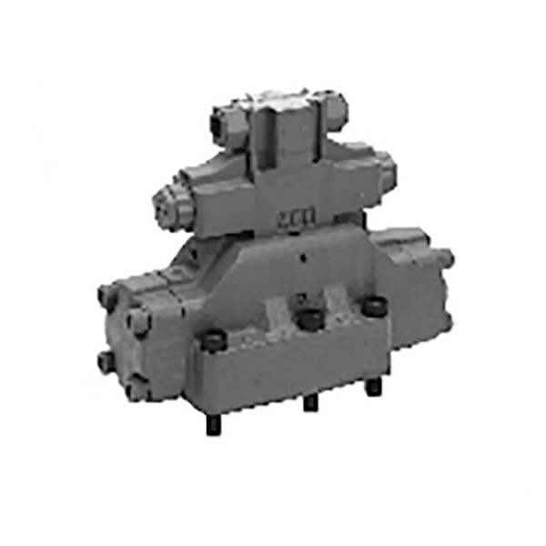 Daikin - Solenoid Operated Directional Control Valves - JS Series Valves