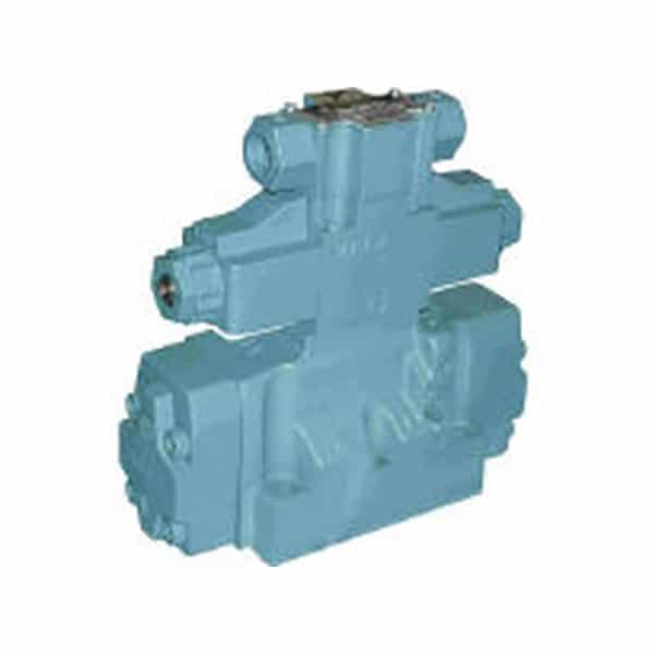 Daikin - Solenoid Operated Directional Control Valves - KSH Series Valves