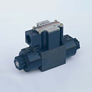Daikin - Solenoid Operated Directional Control Valves - LS Series Valves