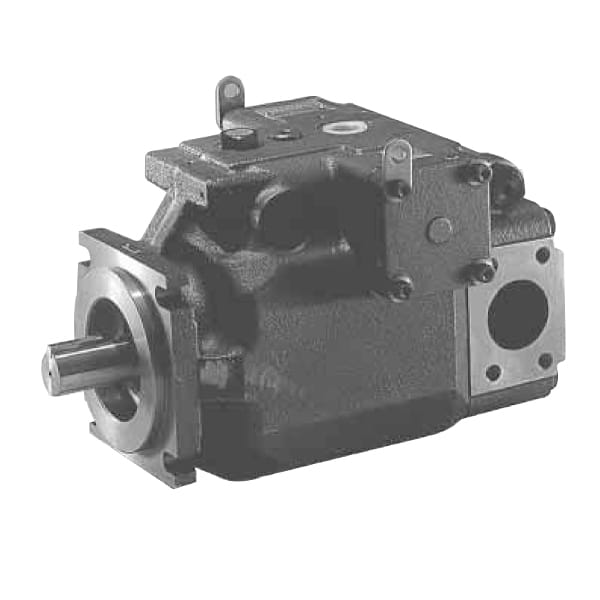 Daikin - V Series Variable Displacement Piston Pumps - VZ Series Piston Pumps