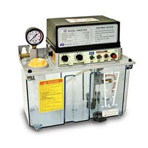 Hals Lube Systems - HMGP-303 Series Lubrication Pumps