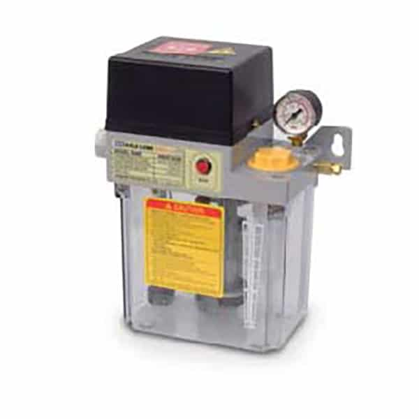 Hals Lube Systems - HMGP-303 Series Lubrication Pumps - Image 2