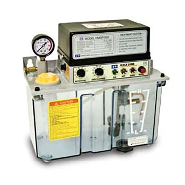 Hals Lube Systems - HMGP-303 Series Lubrication Pumps