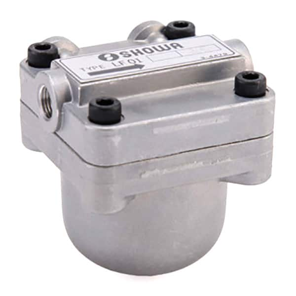 Showa Centralised Lubrication System - Accessories - Line Filters - LF01, LF0150 Line Filters