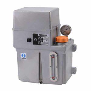 Showa Centralised Lubrication System- Volumetric Motarised Pump Units- LCB3 Lubrication Unit