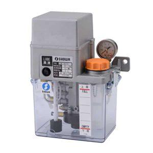 Showa Centralised Lubrication System- Volumetric Motarised Pump Units- LCB4 Lubrication Unit