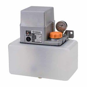 Showa Centralised Lubrication System- Volumetric Motarised Pump Units- LCB5 Lubrication Unit